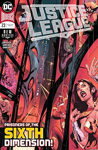 Justice League (2018-) No.23