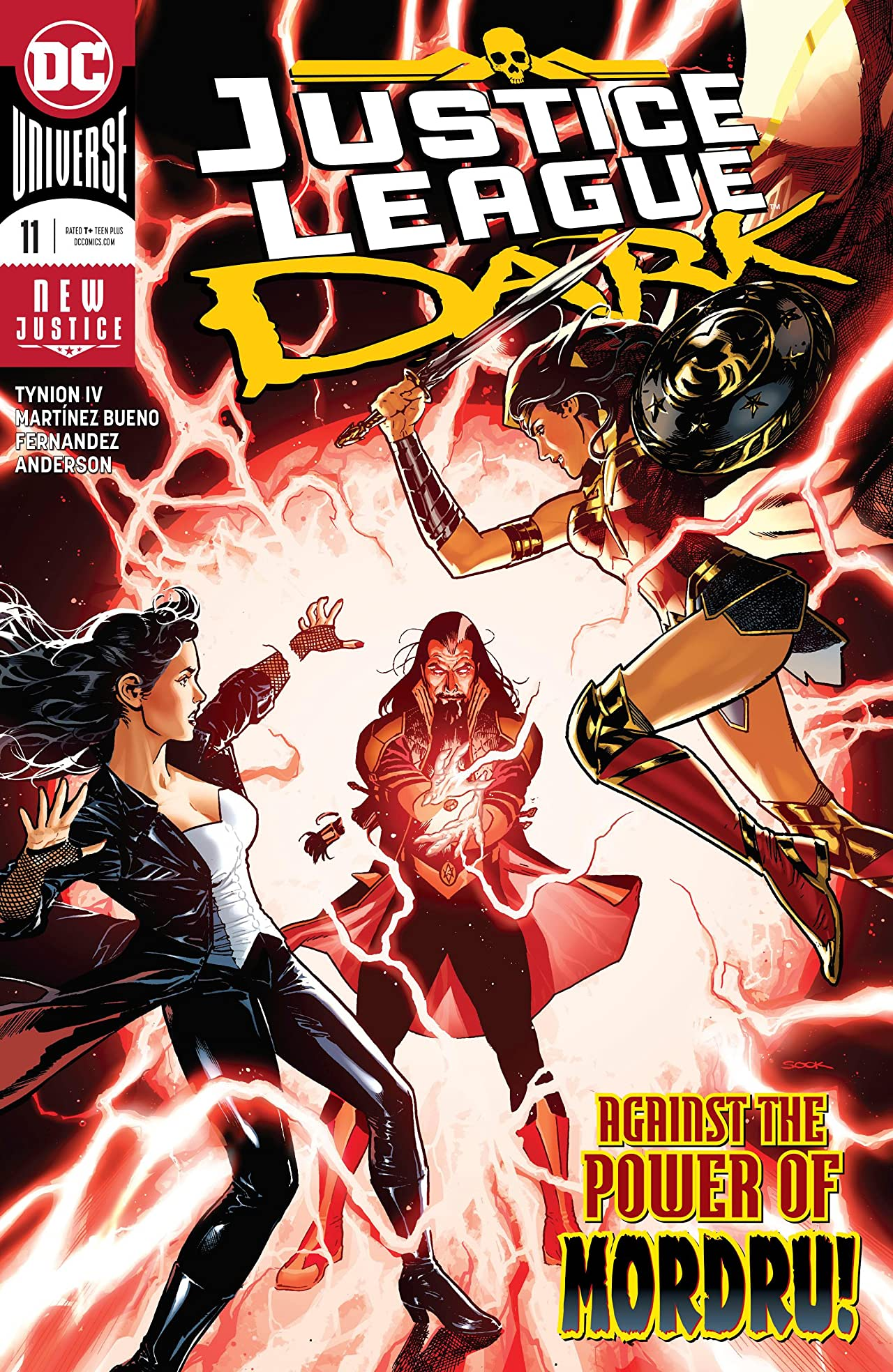 Justice League Dark (2018-) No.11