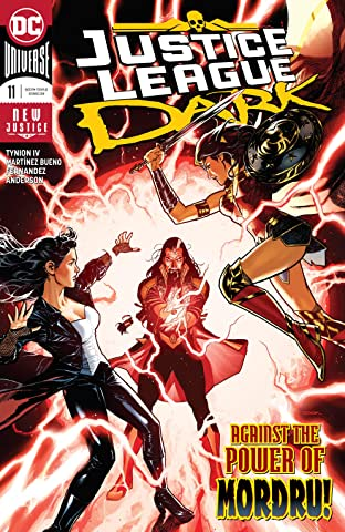 Justice League Dark (2018-) #11