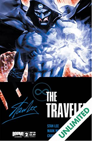 Stan Lee's The Traveler #2