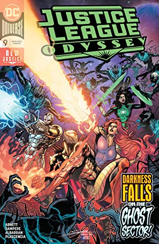 Justice League Odyssey (2018-) No.9