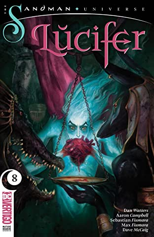 Lucifer (2018-) No.8