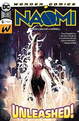 Naomi (2019-) #5