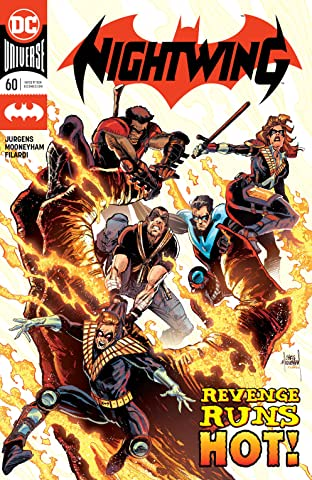 Nightwing (2016-) No.60