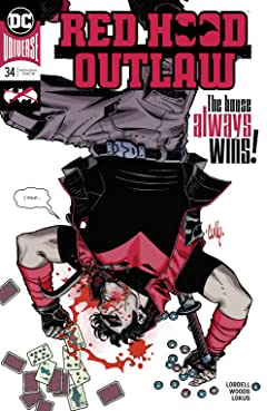 Red Hood and the Outlaws (2016-) #34