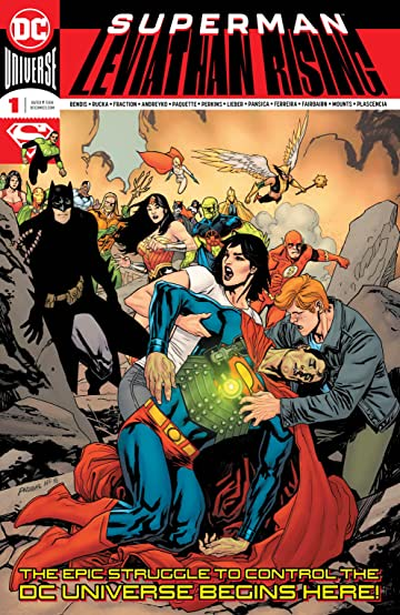 Superman: Leviathan Rising Special (2019) #1