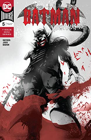 The Batman Who Laughs (2018-) #5