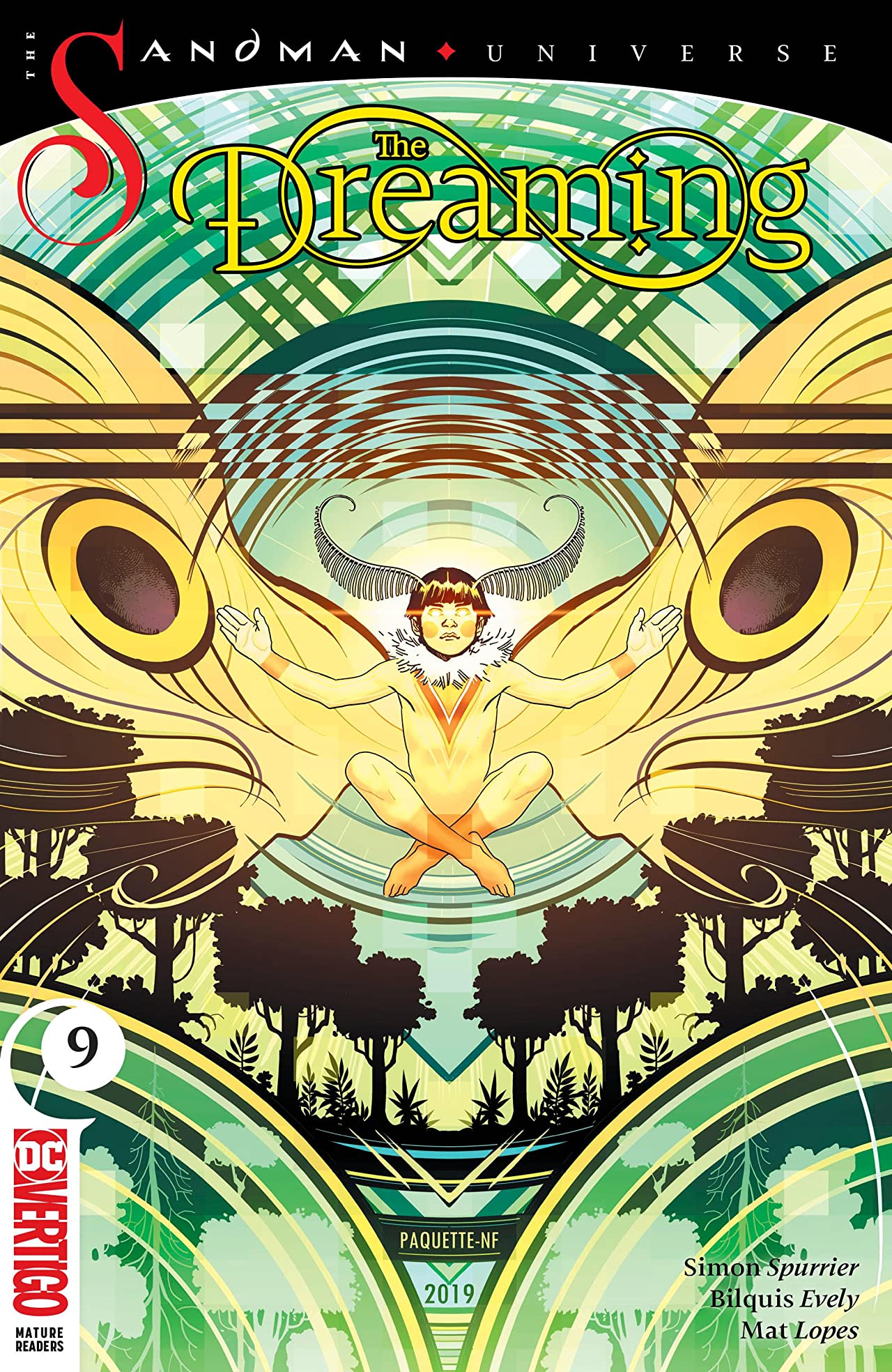 The Dreaming (2018-) #9
