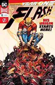 The Flash (2016-) No.70
