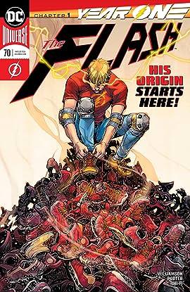 The Flash (2016-) #70