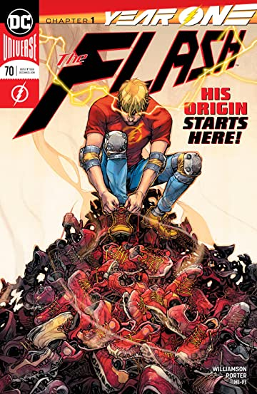 The Flash (2016-) #70