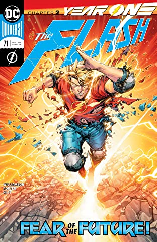 The Flash (2016-) #71