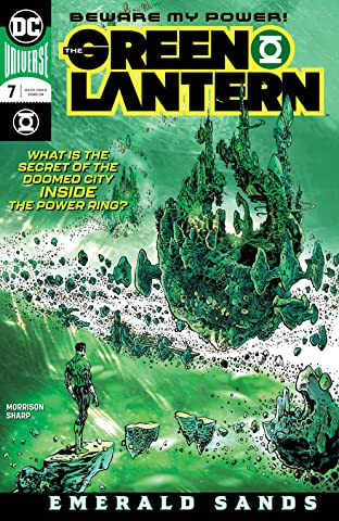 The Green Lantern (2018-) No.7
