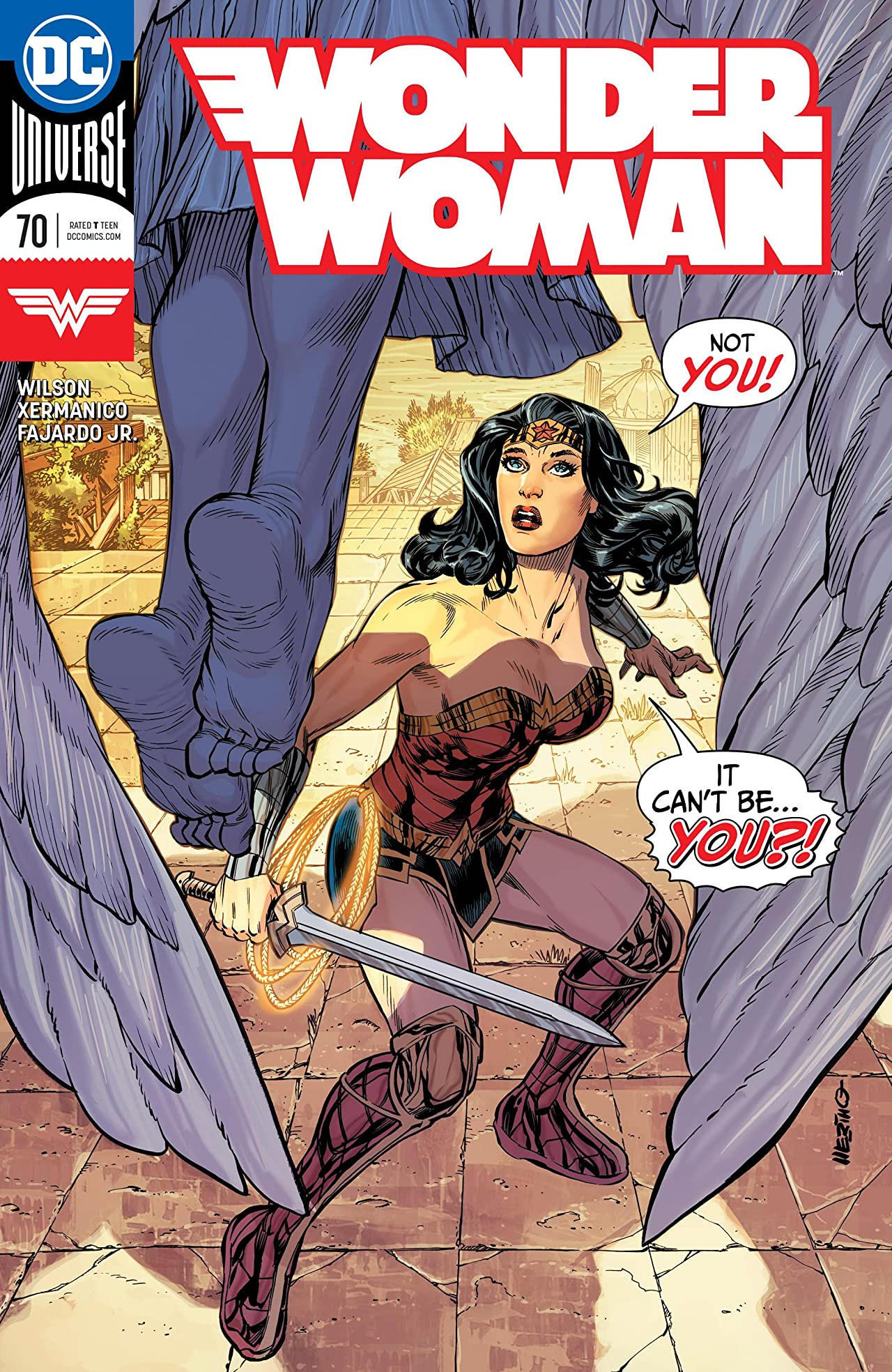 Wonder Woman (2016-) No.70