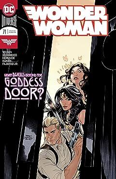 Wonder Woman (2016-) #71