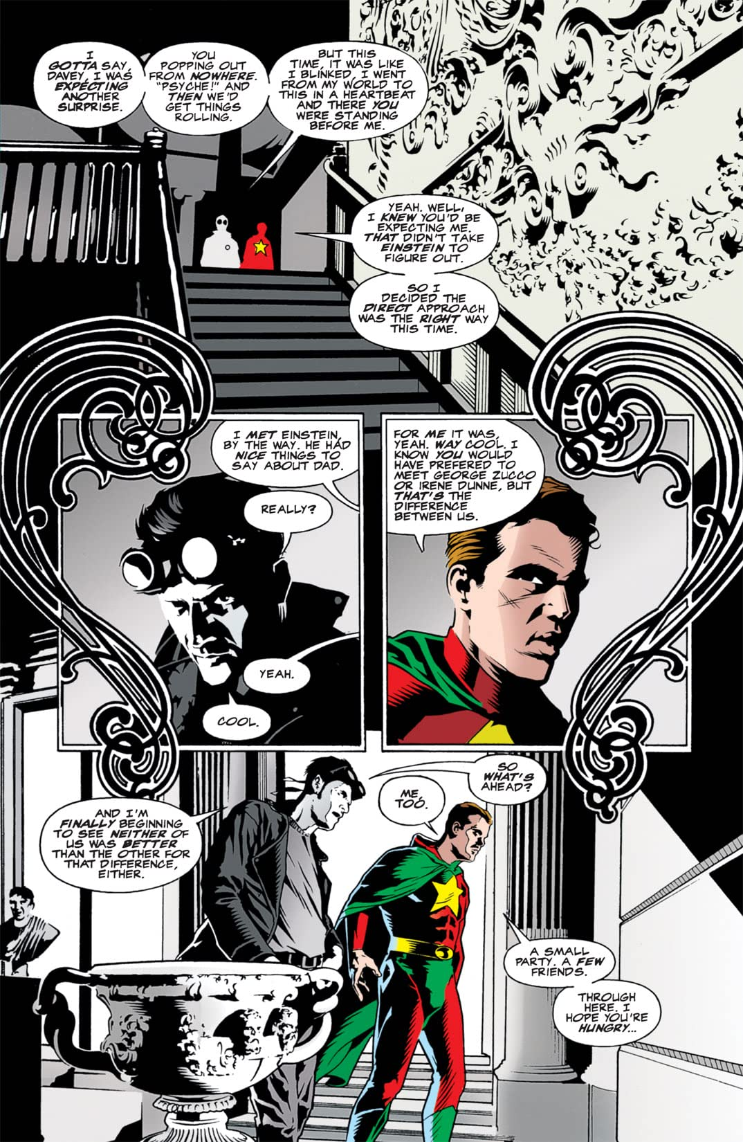 Starman (1994-2001) #37
