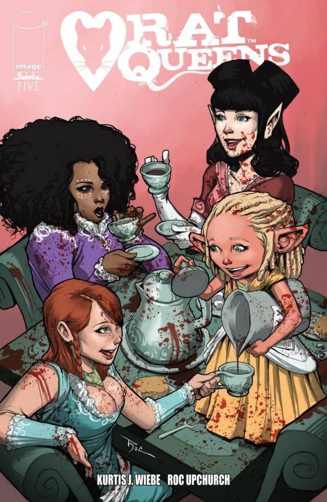 Rat Queens #5