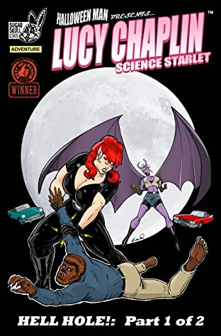 """Lucy Chaplin: Science Starlet """"Hell Hole"""" No.1"""