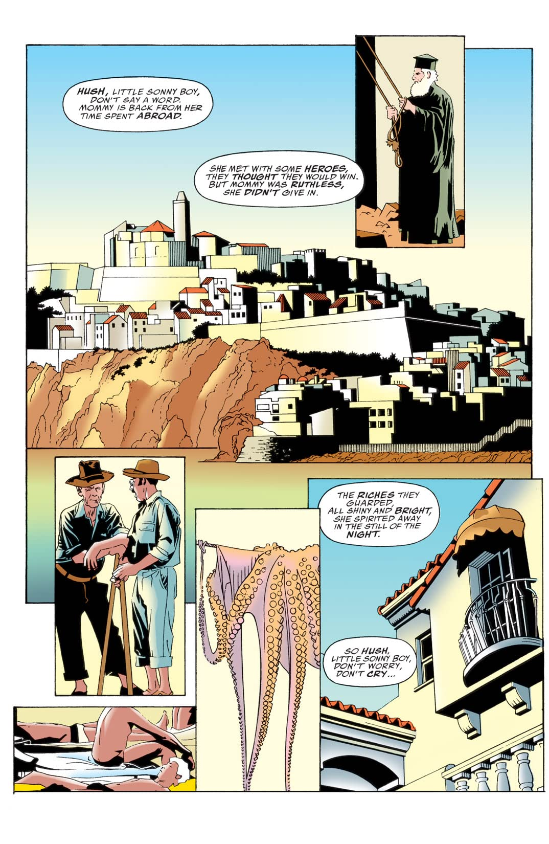 Starman (1994-2001) #38