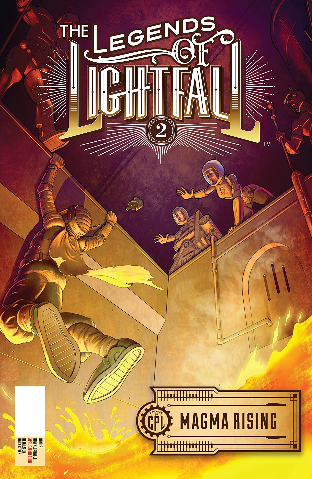 The Legends of Lightfall #2