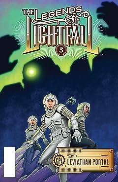 The Legends of Lightfall #3