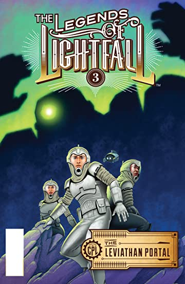 The Legends of Lightfall #3