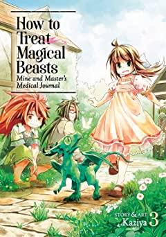 How to Treat Magical Beasts Vol. 3