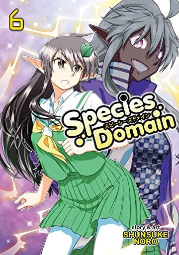 Species Domain Vol. 6