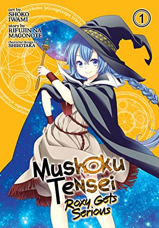 Mushoku Tensei: Roxy Gets Serious Tome 1