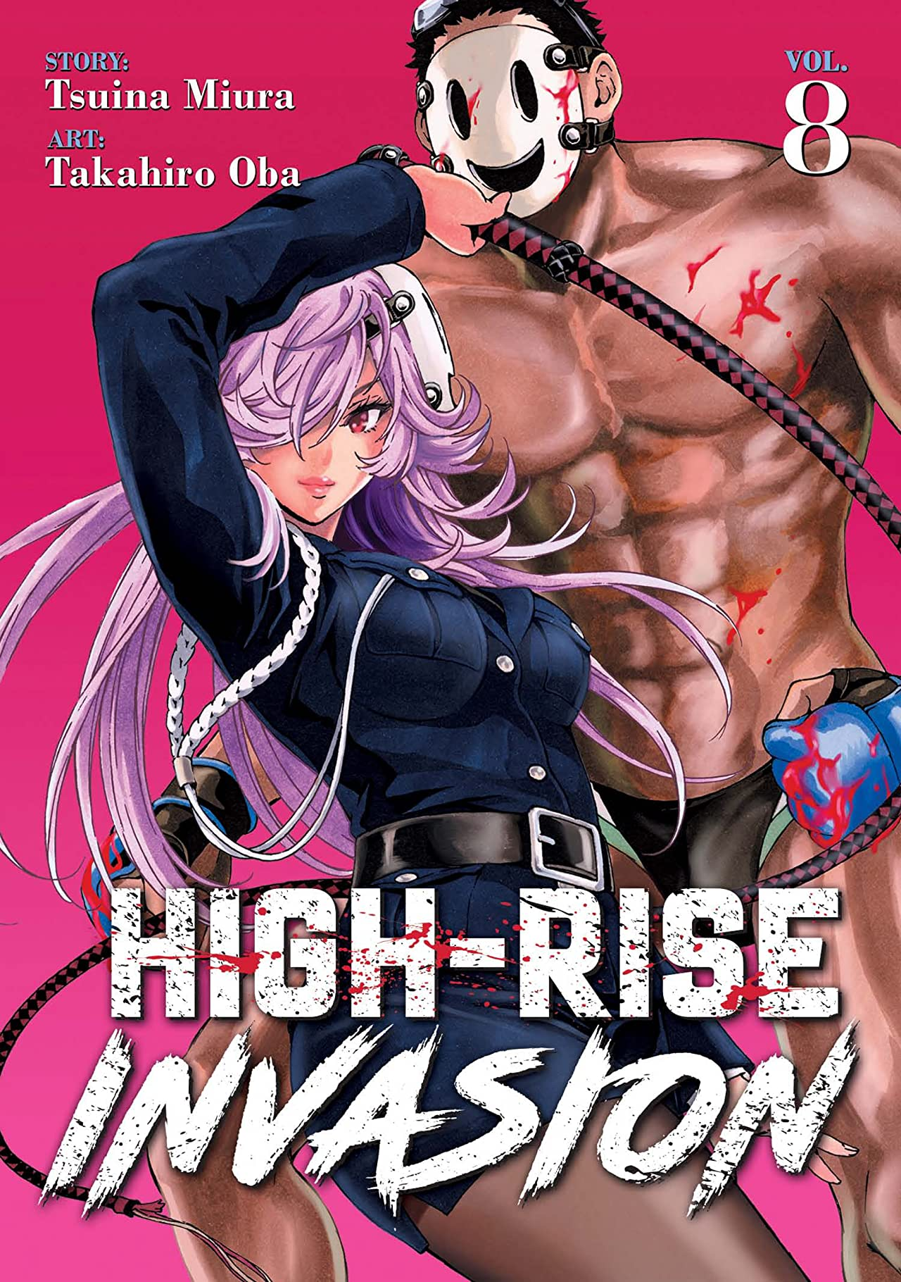 High-Rise Invasion Tome 8