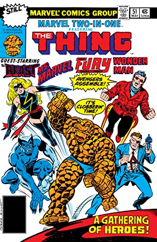 Marvel Two-In-One (1974-1983) No.51