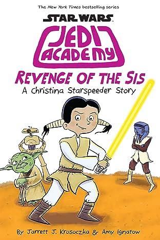Star Wars: Jedi Academy Vol. 7: REVENGE OF THE SIS
