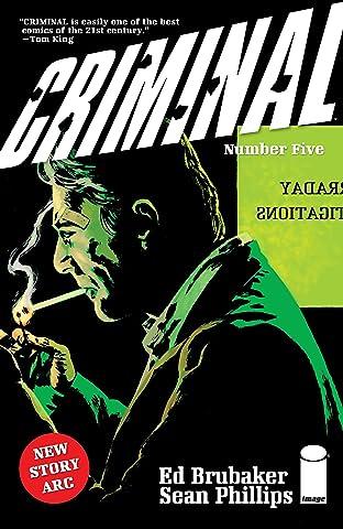 Criminal (2019-) No.5