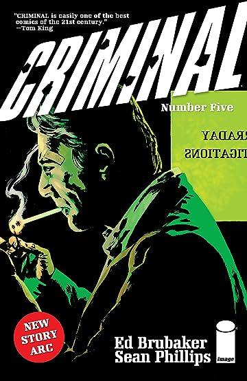 Criminal (2019-) #5