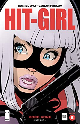 Hit-Girl Season Two #5