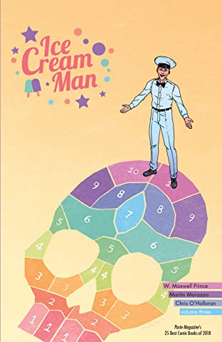 Ice Cream Man Tome 3: Hopscotch Mélange