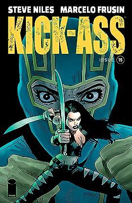 Kick-Ass #15