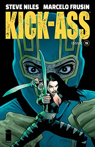 Kick-Ass No.15