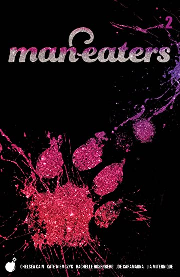Man-Eaters Vol. 2