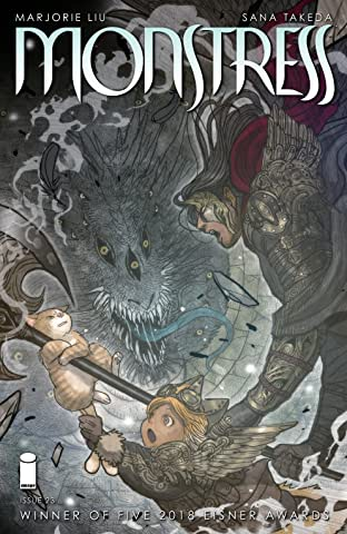 Monstress No.23
