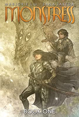 Monstress: Book One