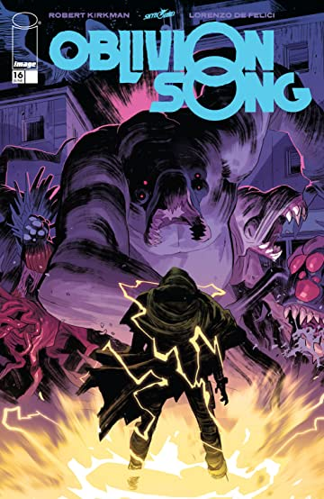 Oblivion Song By Kirkman & De Felici No.16