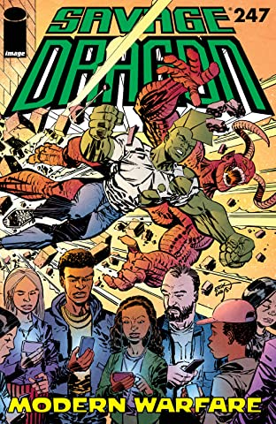 Savage Dragon #247