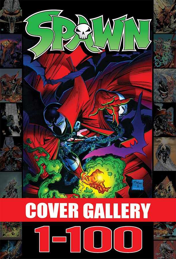 Spawn: Cover Gallery 1-100