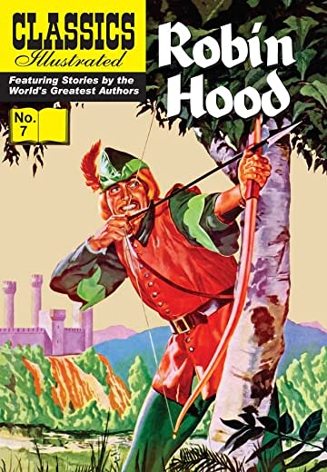 Classics Illustrated #7: Robin Hood
