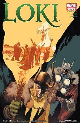 Loki (2010-2011) #3 (of 4)