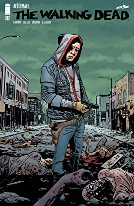 The Walking Dead #192