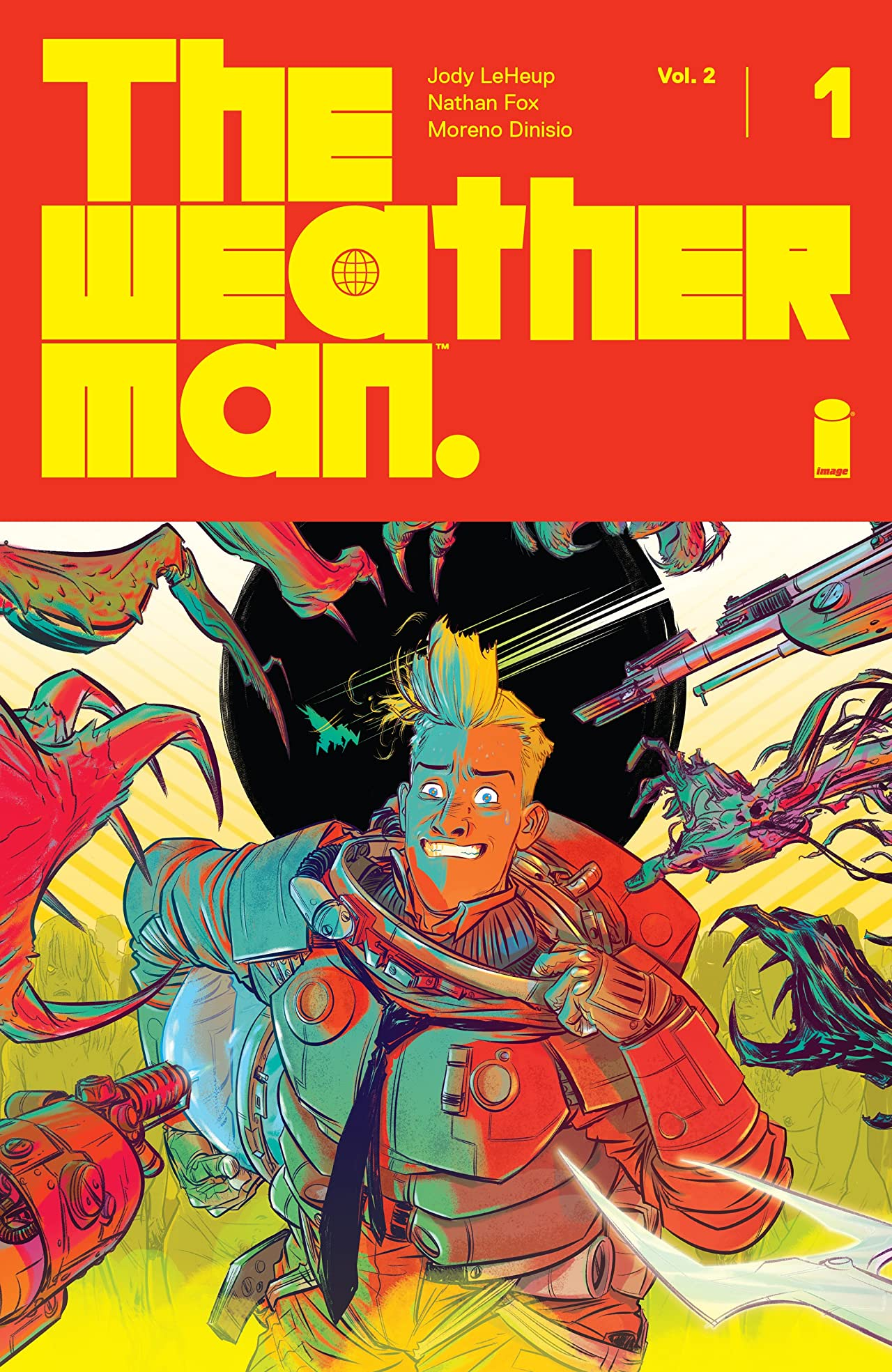 The Weatherman Vol. 2 No.1