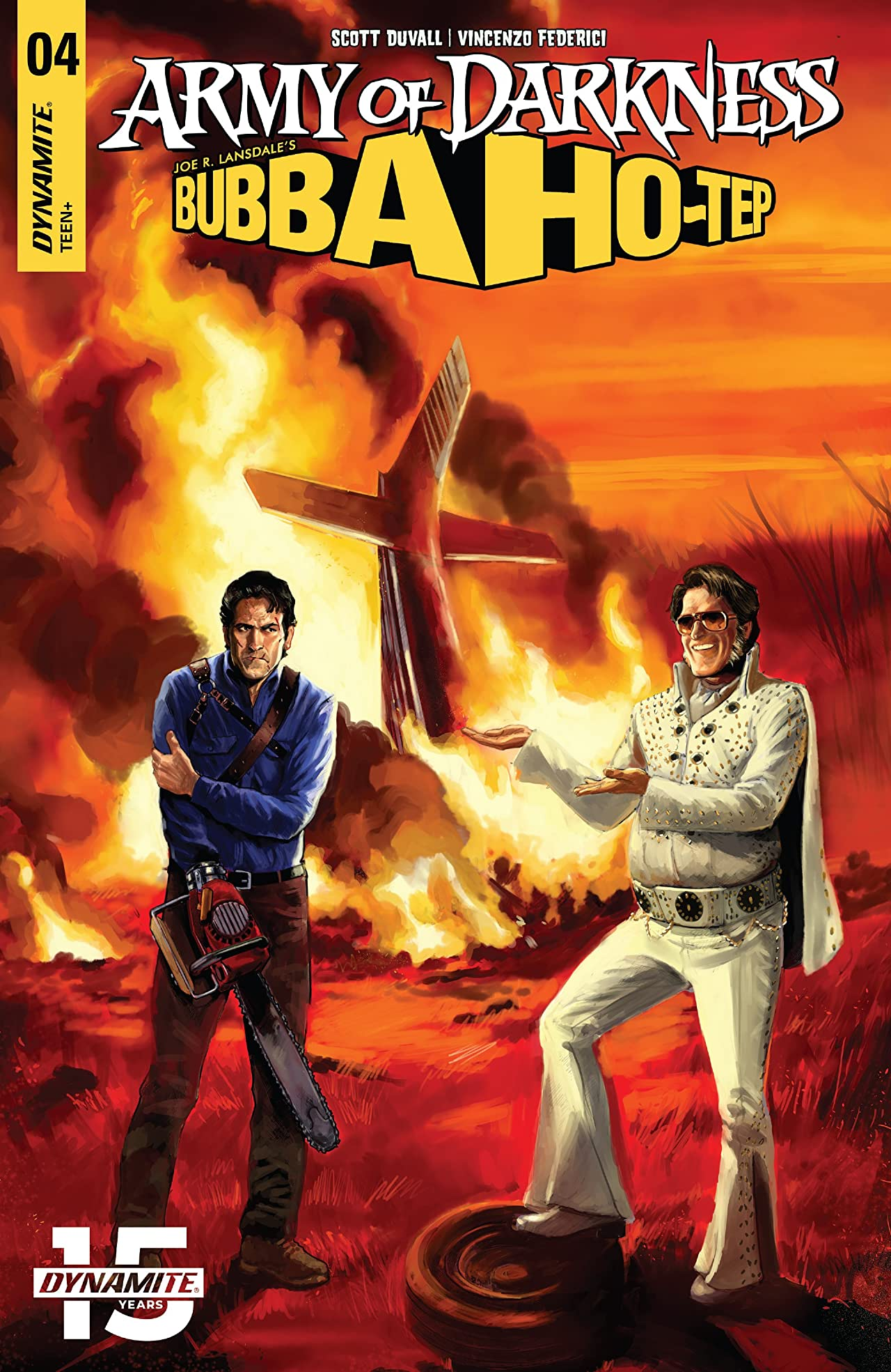 Army of Darkness/Bubba Ho-Tep No.4