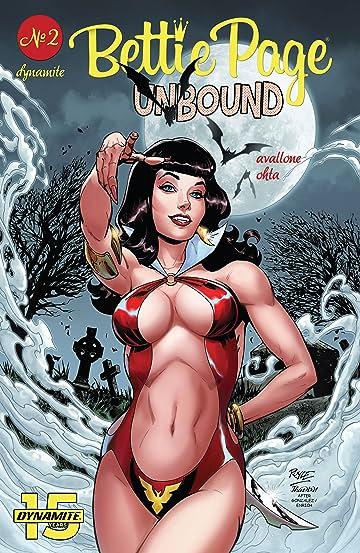 Bettie Page: Unbound #2